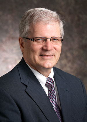 Board of Regents President Gregory W. Gray